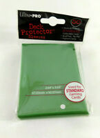 Ultra Pro 50 Proteges Cartes Deck Protector Sleeves Vert Magic  Envoi suivi