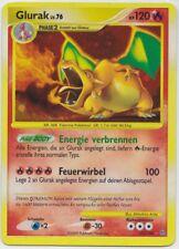 Pokemon German Stormfront GLURAK Secret Holo (Charizard) (103/100)  MINT