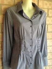 Target Long Sleeve Casual Striped Tops & Blouses for Women