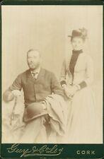 Cork, Ireland Lady Gentleman by Guy & Co.  JA.323