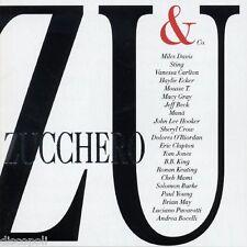 ZUCCHERO - Zu & Co. - STING MILES DAVIS BOCELLI CLAPTONCD 2004 SEALED SIGILLATO