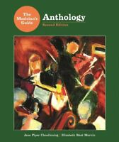 Musician's Guide to Theory and Analysis Anthology -  Jane Piper Clendinning