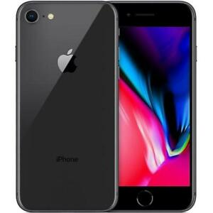 Apple iPhone 8 - 64GB - Space Gray - GSM Unlocked - Smartphone