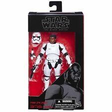 """Star Wars Hasbro Black Series E7 Force Awakens 6"""" W1 #17 Finn Jakku Fn-2187 AU"""