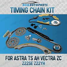 Timing Chain Kit Fit SAAB 9-3 1.8t 2.0t for Holden Opel 2.0 2.2 2.4 Z22SE Z22YH