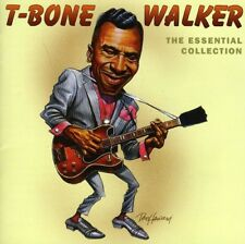 Essential T-Bone Walker Collection - T-Bone Walker (2011, CD NIEUW)2 DISC SET