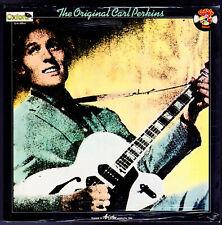THE ORIGINAL CARL PERKINS LP SEALED  – Import Italy Oxford - Rockabilly