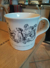 Richmal Crompton Just William mug Holkham Pottery