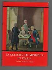 la cultura illuminist in Italia a cura di MFurini-letteratura e civiltà VIII-fun