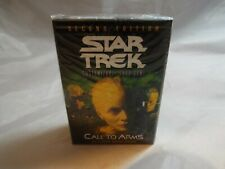 STAR TREK CCG 2E, CALL TO ARMS SEALED BORG STARTER DECK