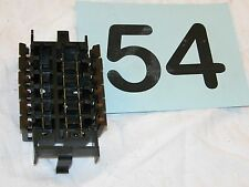 82-92 Camaro Firebird Driver Side Under Dash Electrical Power Junction Block 54
