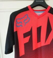 NEW Fox Flow S/S Cycling Shirt Jersey Top Size XL RRP £45.00