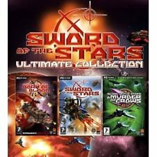 SWORD OF THE STARS ULTIMATE COLLECTION  New in Box Born of Blood+Murder of Crows