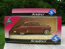 SOLIDO 1/43 METAL CHEVROLET SEDAN serie age d'or 4508