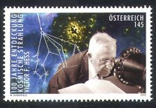Austria 2012 Victor Hess/Cosmic Rays/Physics/Science/Space/People 1v (n38541)