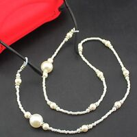 Boho Eyeglass Reading Spectacles Sunglasses Glasses Cord Holder Necklace Chain