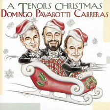 Audio CD - Christmas - Three Tenors' Christmas - Domingo - Pavarotti - Carreras