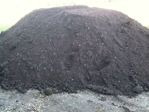 Topsoil 10 tonne load Screened to 10mm for Sewing Seed, Below turf Staffordshire