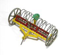"Vintage Arcade Cast Iron Farm Toy Hay Rake 7"""