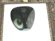 VINTAGE 1990 CORREIA LIMITED EDITION ART GLASS PAPERWEIGHT
