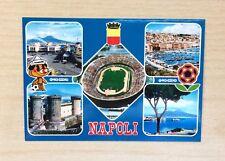 CARTOLINA - CAMPIONATO DI CALCIO EUROPA '80 - NAPOLI 1980 - NUOVA N°8206-F  NEW