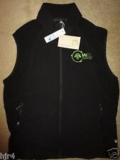 Phoenix Open Waste Management 2020 PGA Golf Tournament Fleece Vest SM S NEW mens