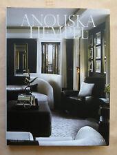 Anouska Hempel by Marcus Binney Hardcover Book NEW Interior Design Architecture