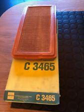 C3465 FILTRE AIR MANN POUR BMW  Neuf