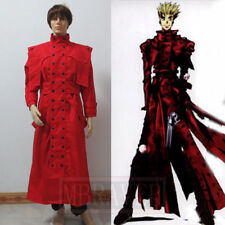 `Hot! New Arrival Trigun Vash The Stampede Cosplay Costume Outfit HH.18