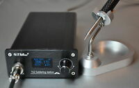 Soldering Iron Station Temperature Controller + Handle + Stand For HAKKO T12