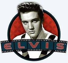 Elvis Presley Iron On Transfer For T-Shirt & Other Light Color Fabrics #2
