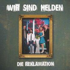 """WIR SIND HELDEN """"DIE REKLAMATION"""" CD NEUWARE"""