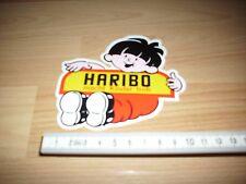 2 Aufkleber/Sticker Haribo
