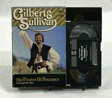 Gilbert & Sullivan The Pirates Of Penzance Betamax 1983 Peter Allen CBS Fox