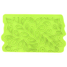 Splash Silicone Onlay Mold by Marvelous Molds #MMO-1418 Gum Paste Mold