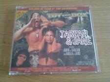 MCD - TOY-BOX - Tarzan & Jane - 3 Tracks -