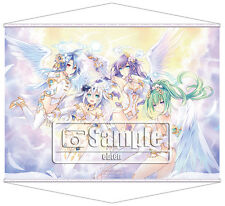 Four Goddesses Online CYBER DIMENSION NEPTUNE Tapestry A Tsunako z1