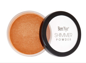 Ben Nye BRONZE Shimmer Powder 0.53OZ/15gm