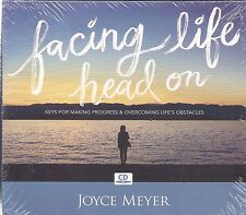 FACING LIFE HEAD ON       4 CDs        Joyce Meyer