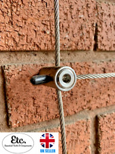 Garden Trellis Green Wall Wire Rope Hub Only