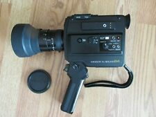 Minolta XL Sound 84 Super 8 Movie  Film Camera   Japan