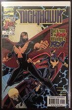Nighthawk 1-3, complete series, Defenders, Squadron Supreme, Marvel