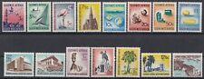 South West Africa 1961 Definitives MNH CV £60.10