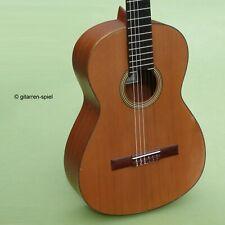 4/4 Konzert-Gitarre Diethard DZ10 Zeder massiv spanischer Halsfuß klangstark Top