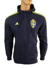 Adidas Schweden Sweatjacke Jacke Sweatshirt Hoodie  Gr. S