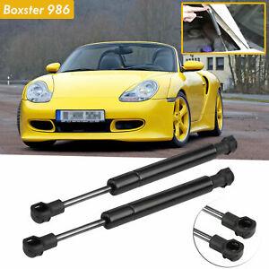 2x Front Hood Lift Struts Support Shock Gas Cylinder Set For Porsche 911 Boxster