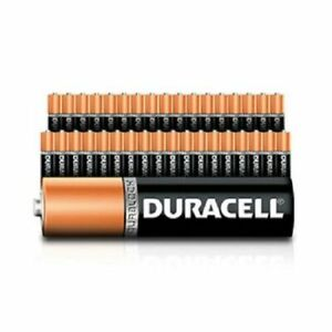 20X 10X Duracell Duralock AA AAA Alkaline Battery Batteries Power Free Postage