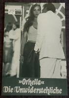 """NFP-Filmprogramm: ORNELLA MUTI in """"Die Unwiderstehliche"""" mit Renato Pozetto #299"""