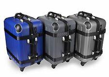 NEW Wine Suitcase - VinGarde Valise PETITE - 8 bottles - Wheeled - Wine - Blue