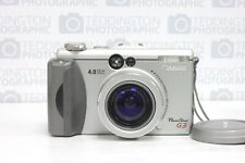 Canon Powershot G3 4MP 4x Zoom Articulated LCD